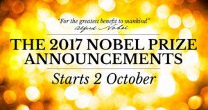 Premio Nobel 2017