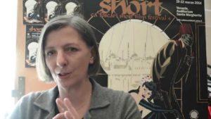 Roberta Novielli - direttore ShortFilmFestival - CaìFoscari