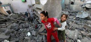 11 ottobre - ragazze e bambine - guerra