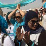 8 ottobre marcia donne israeliane e palestinesi
