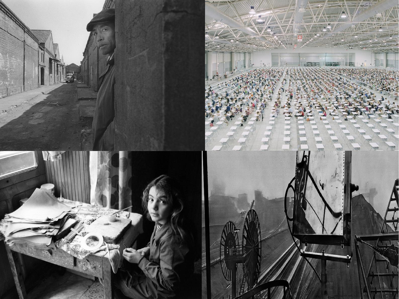 etica ed estetica del lavoro foto arte industria a