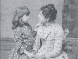 Elenora Duse e Enrichetta 1886