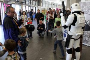 Festival Lodzi. Star Wars