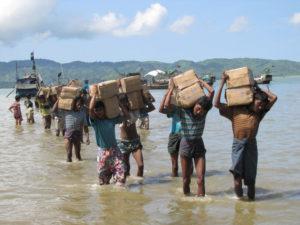 Rohingya esodo