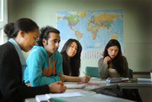 studenti da tutto il mondo