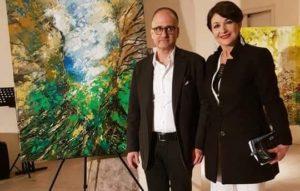 La parola incontra la luce - Roberto Lasco e Pietra Barrasso