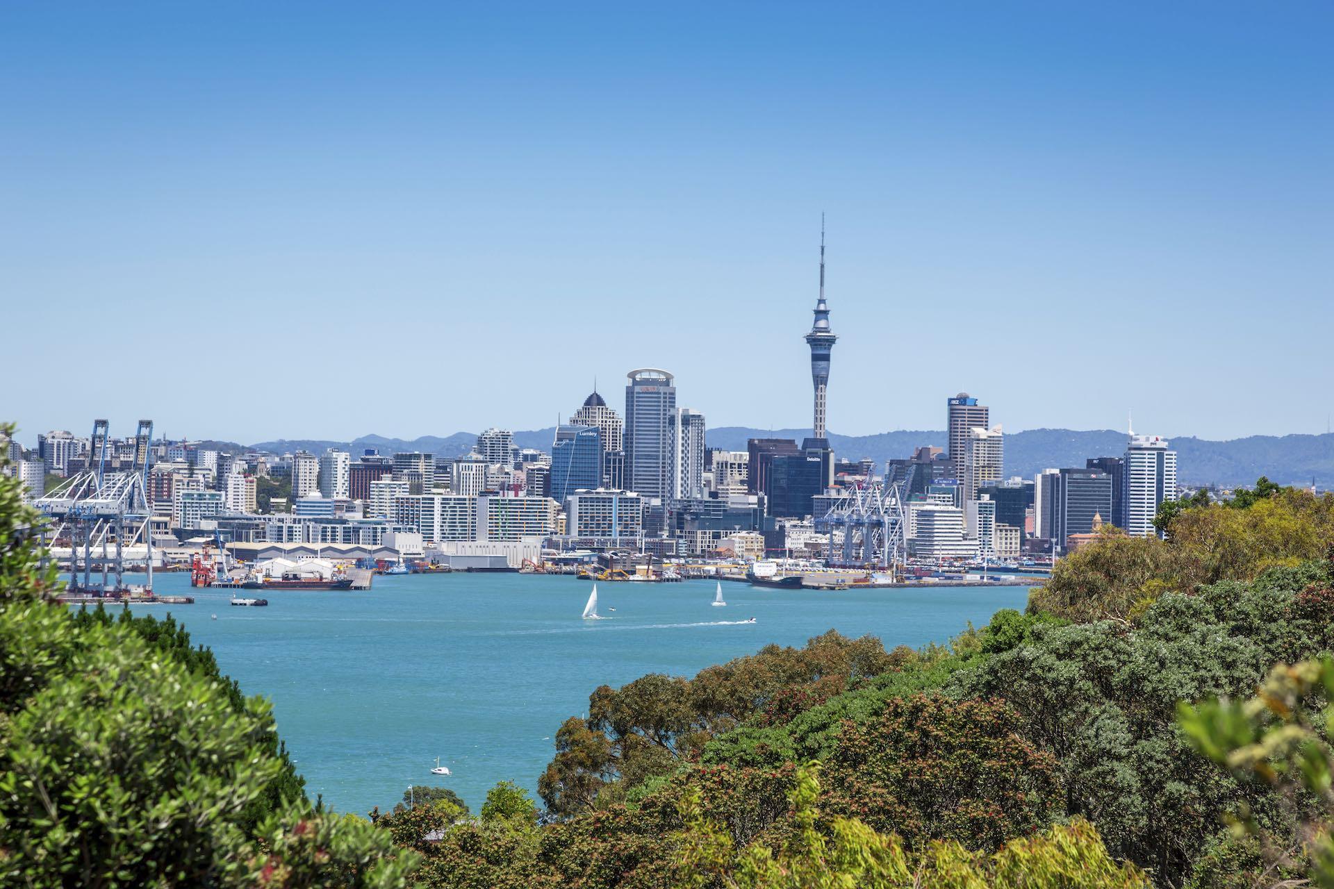 Nueva Zelanda - La Silla Tours
